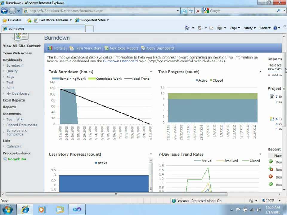 Working with Visual Studio 2010 - Part 11