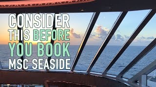 Special thanks to the awesome team at MSC Cruises for partnering wi...