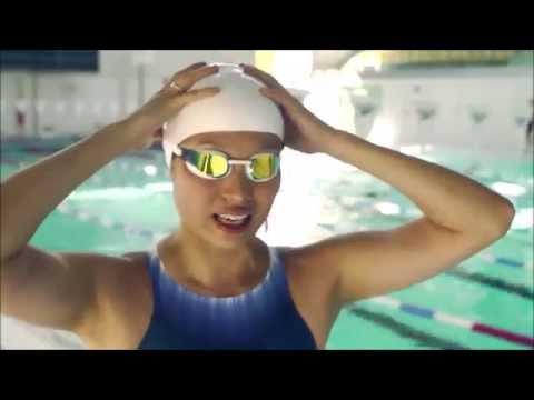 Стартовые очки для плавания Arena Swedix & Swedix Mirror Racing .