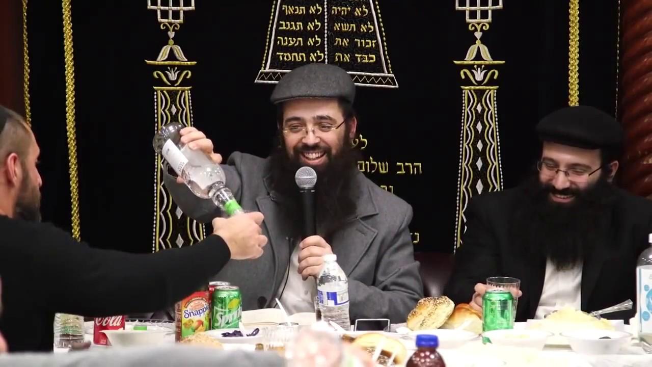 הרב יעקב בן חנן   הילולת הבבא סאלי תשעט ברוקלין ניו יורק