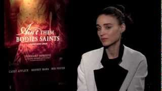 Rooney Mara on the Status of 'The Girl Who Played with Fire'