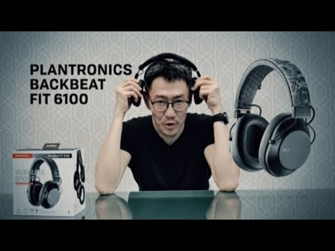 Plantronics BackBeat FIT 3200/6100 Review Part 2: Full Naruto Run