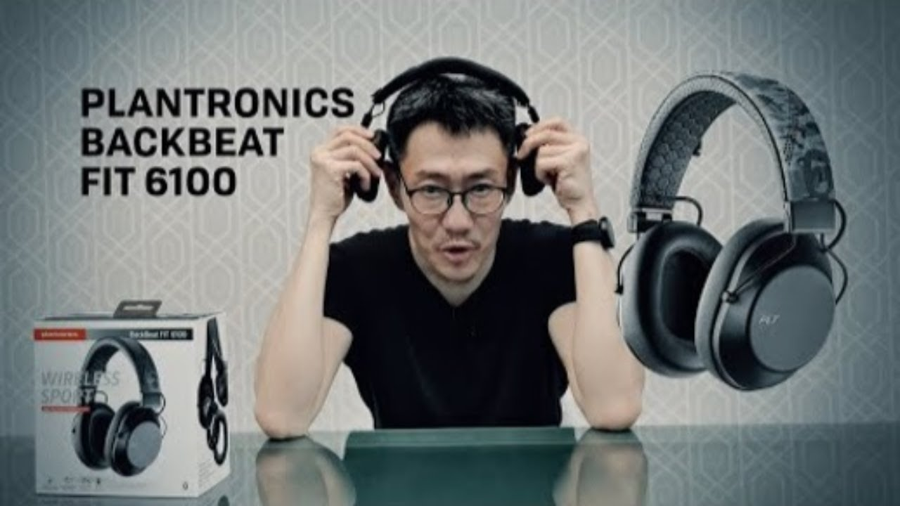 Plantronics Backbeat Fit 3200 6100 Review Part 2 Full Naruto Run Youtube
