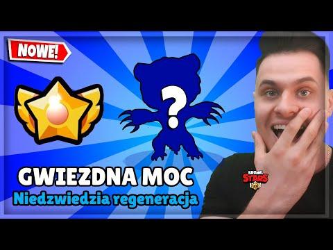 STAR POWER ⭐ z *DARMOWEJ* skrzynki w Brawl Stars Polska