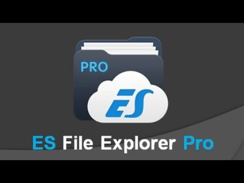 Es file explorer pro apk 1.1.4