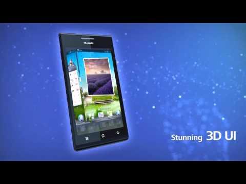 Huawei Ascend P1/P1 S promo video