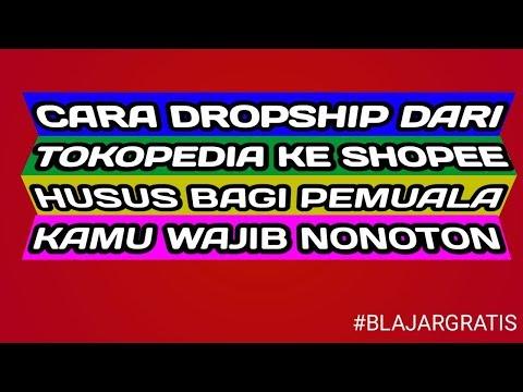 cara-dropship-di-tokopedia-ke-shopee