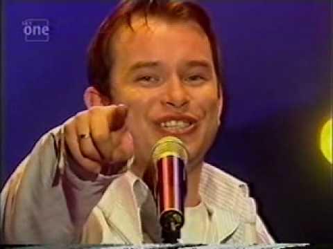 Boyzone  Stephen Gately singing I Believe at the Disney Awards 2000