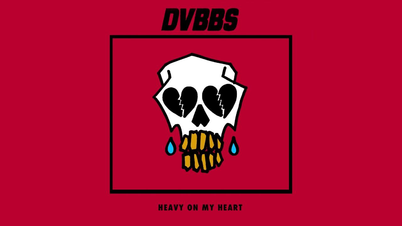 dvbbs heavy on my heart feat buzz cover art ultra music youtube