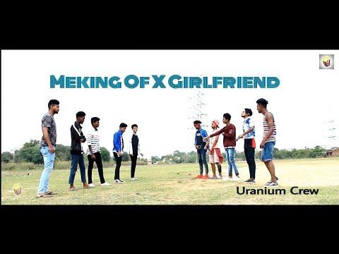 Making Of Ukar Ex Boyfriend Re || New Nagpuri Dance Video  2019 || Sadri Popcorn