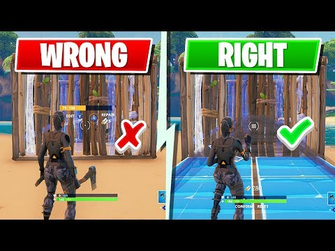 5 Fortnite Tips That I Wish I Had Learned Earlier! (Fortnite Battle Royale Tips & Tricks)
