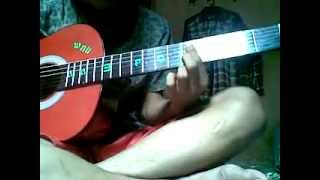 Video cover gitar THE CHANGCUTERS dang ding dong