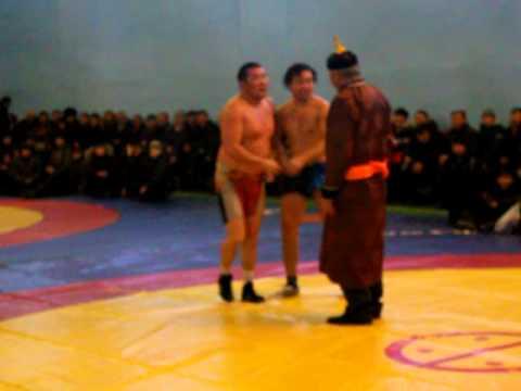 Батор Цыренов vs. Эрдэм Самеев