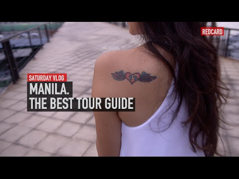 MANILA. THE BEST TOUR GUIDE.
