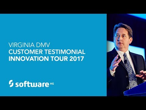 Virginia DMV - Customer Testimonial - Innovation Tour 2017