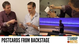 Postcards from backstage: Rob and the Anti-Monty-Hall Problem