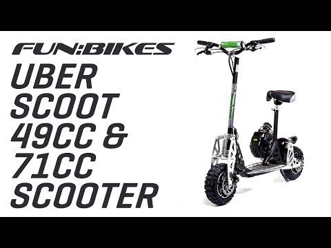 REVIEW OF MY NEW 1000W ELECTRIC SCOOTER 50KPH RPZ 1600