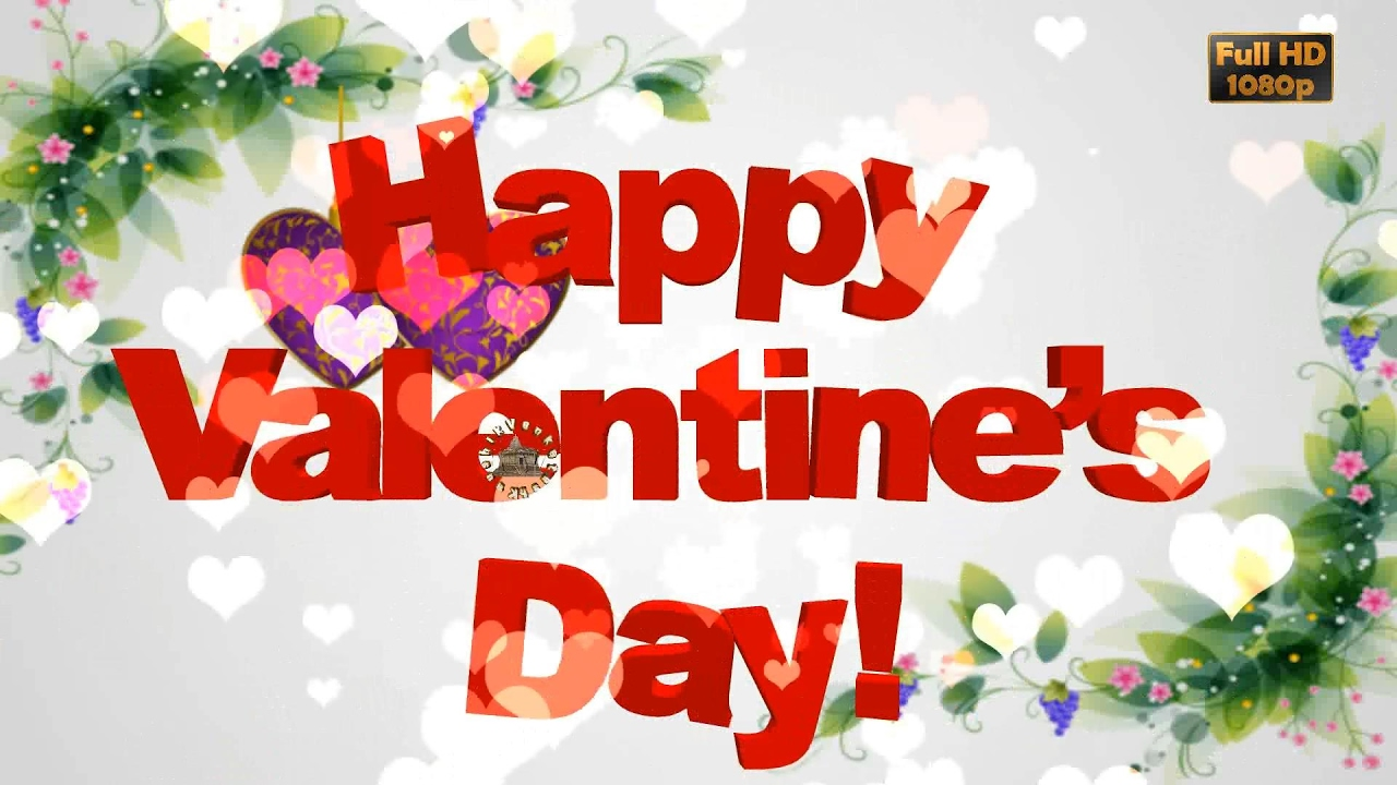Happy Valentines Day 2019 Wishes Whatsapp Video Valentine S Day