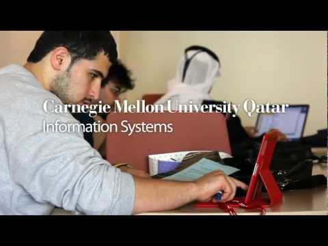 Information Systems at Carnegie Mellon University in Qatar