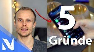5 Gründe, warum du ein iPhone kaufen solltest! | Nils-Hendrik Welk