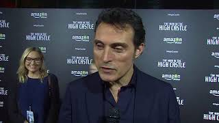 EVENT CAPSULE CHYRON - 'The Man In The High Castle' New York Series Premiere