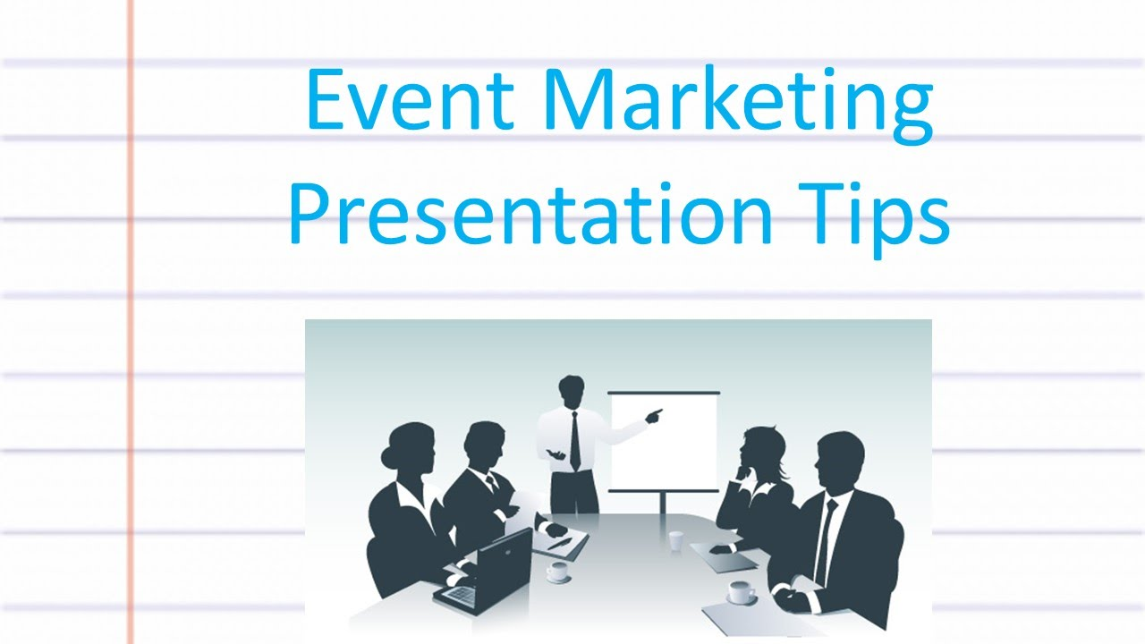 marketing presentation