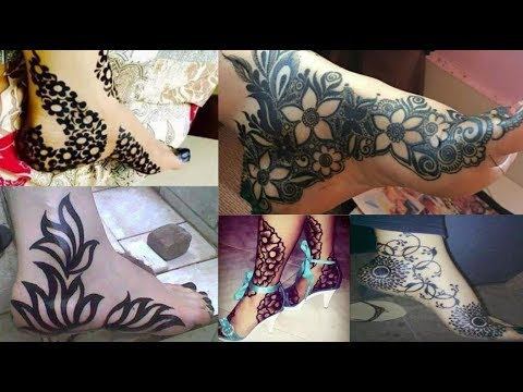 Beautiful Sudanese Henna Designs For Feet Sudan Henna 2018 Sudanese