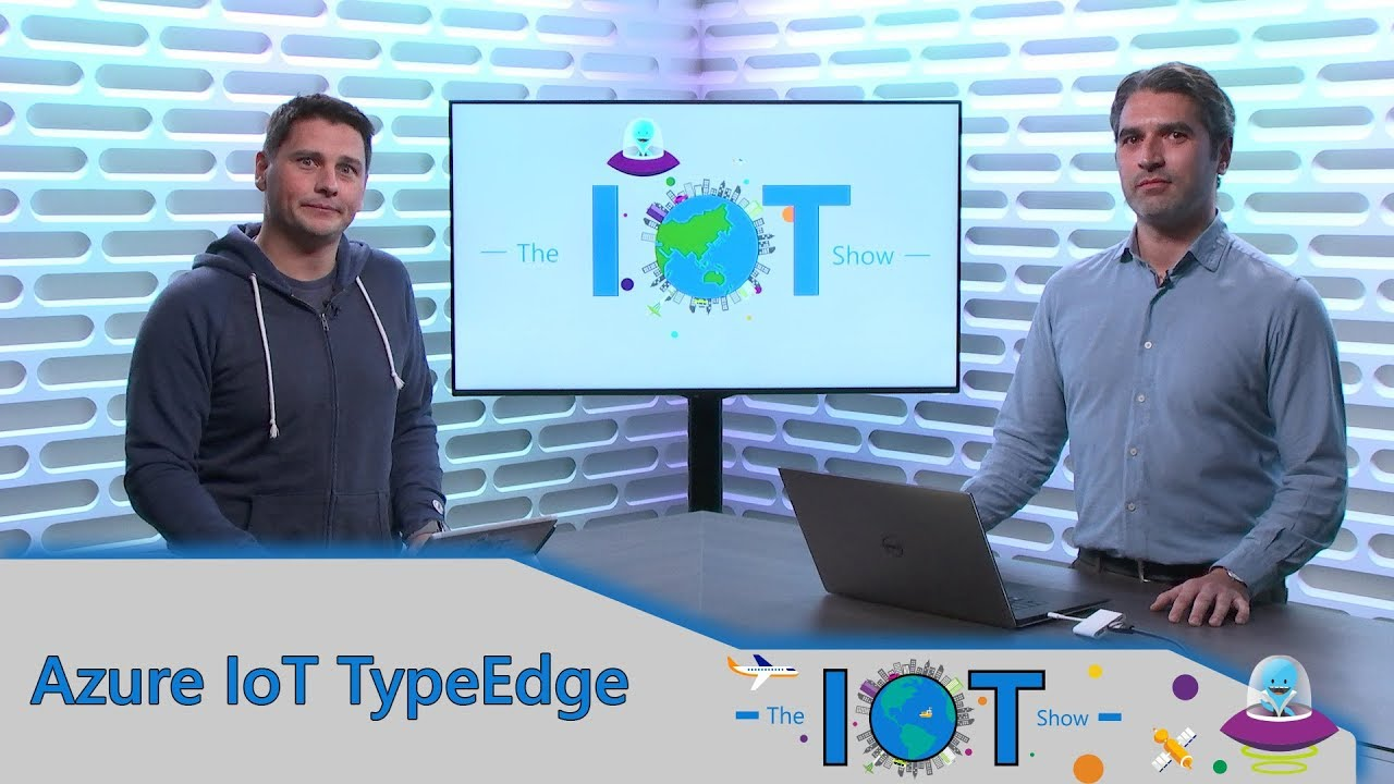 Azure IoT TypeEdge: Schnell und einfach für Azure IoT Edge entwickeln