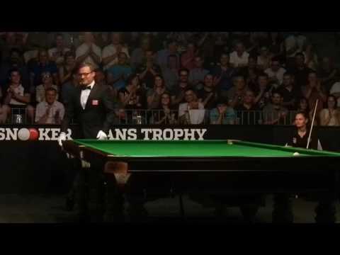 Mark Selby vs Reanne Evans @ Snooker Titans Trophy Cluj 2016