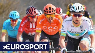 Strade Bianche 2019 Men's Highlights | Cycling | Eurosport