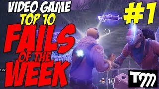 BEST GAME FAILS - Top 10 Video Game Fails Of The Week #1