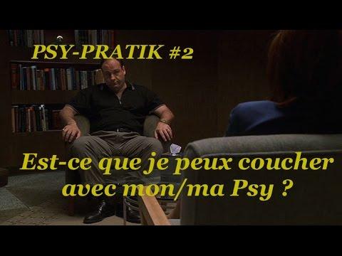 Est-ce Que Je Peux Coucher Avec Mon/ma Psy ? PSY-PRATIK#2