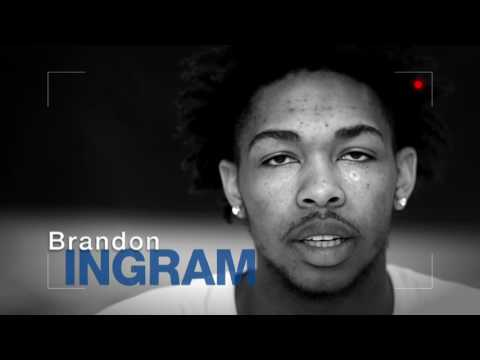 NBA Rooks: Meet Brandon Ingram
