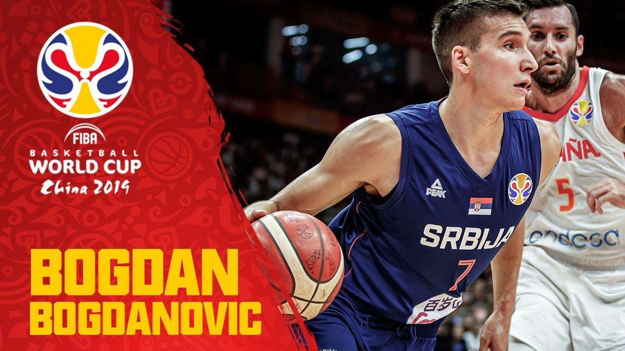 Bogdan Bogdanovic'ten İspanya'ya 26 sayı - 10 ribauınt