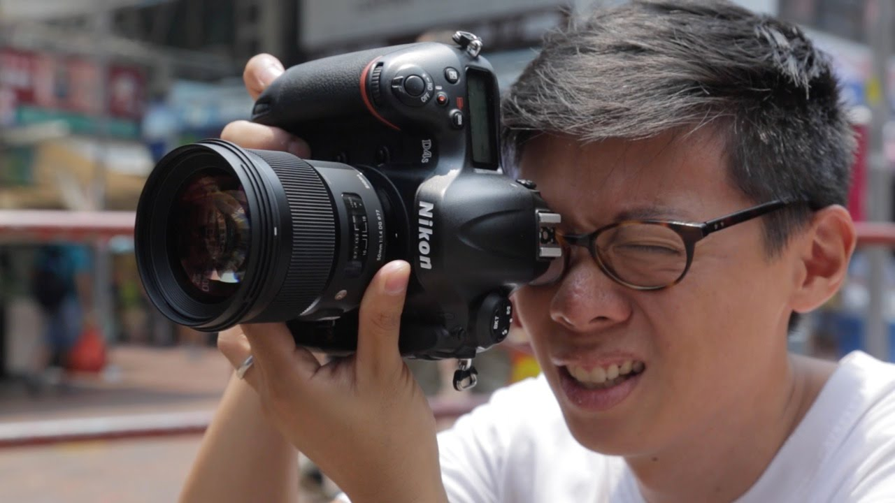 Sigma 50mm F 1 4 Dg Art Hands On Review Youtube