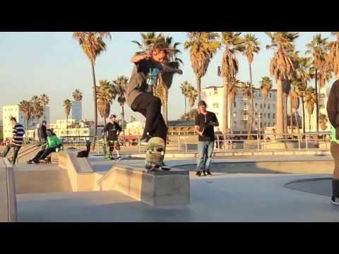 Venice Skate Park Montage January 2012 starring Sebo Walker, Asher Bradshaw and Friends.