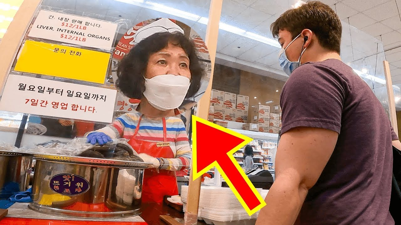 White Guy Speaks NATIVE Korean, Locals Stunned
