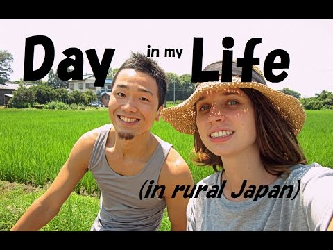A Day in My Life (Episode 8): A Saturday in Rural Japan