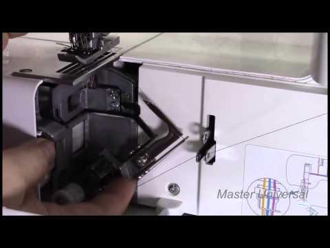 Обзор моделей швейных машин и оверлоков