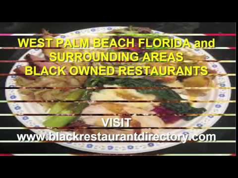 Black owned soul food restaurants in or near West Palm Beach Florida