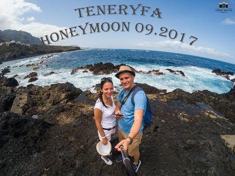 Honeymoon Teneryfa 2017