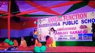 Darbhanga Public School Annual Function 2020