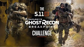 The 5.11 Ghost Recon: Breakpoint Challenge