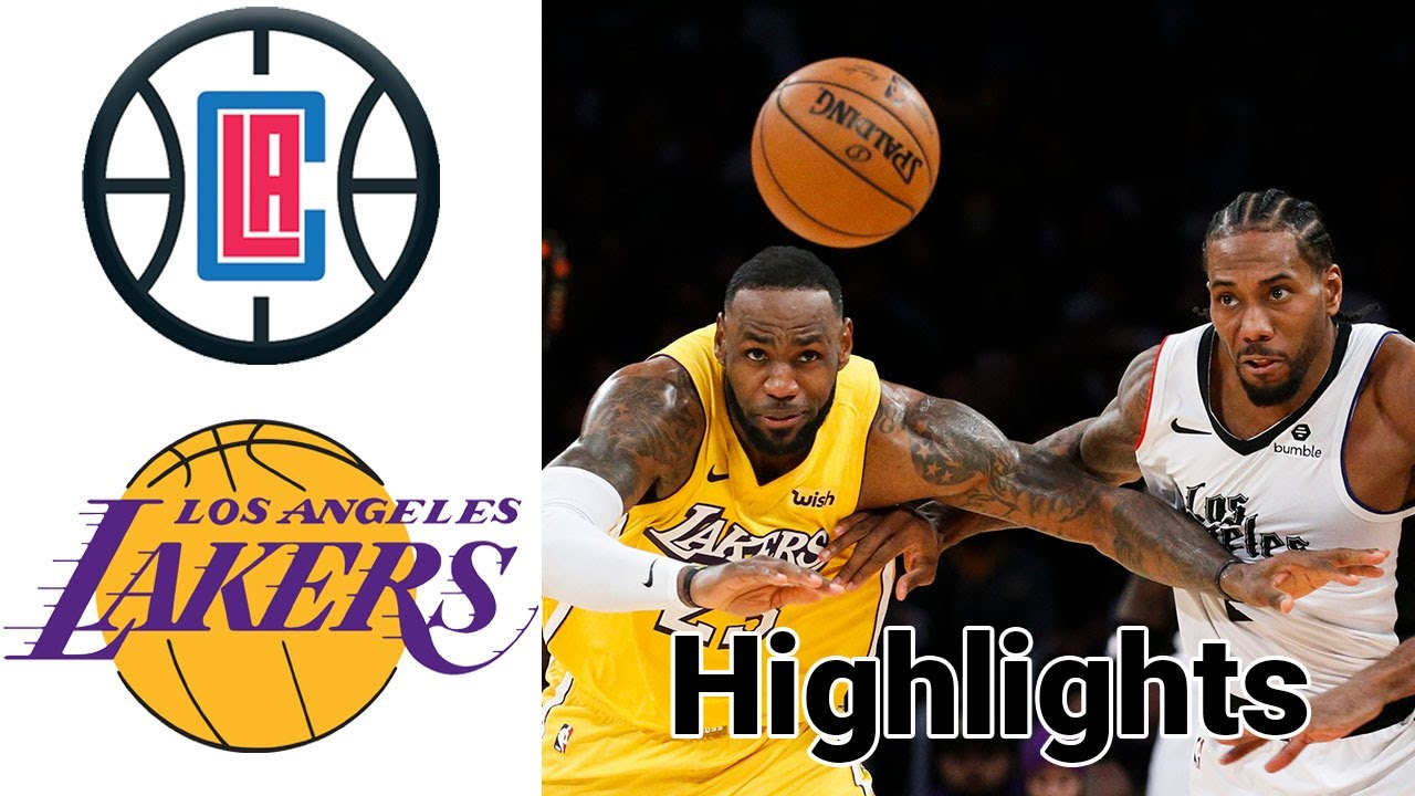 Clippers vs Lakers HIGHLIGHTS Full Game | NBA December 22