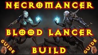 Diablo 3 META Tragouls Trillion Crit Blood Lancer Necromancer …