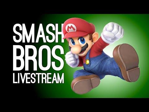 SMASH BROS LIVESTREAM: Outside Xtra plays Smash Bros Ultimate LIVE @ Server thumbnail