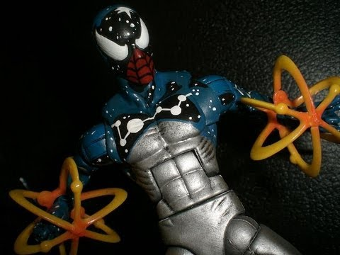 Cosmic spider man - photo#16