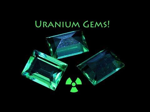 Uranium Gems!
