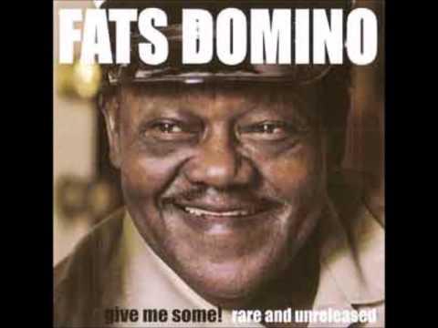Fats Domino  -  Give Me Some  -  [Studio CD album 34]  Mardi Gras Records