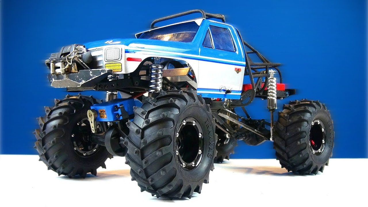 Rc Adventures Altered Beast 4x4 Rebuild Bv4 Tires